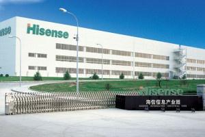 Pabrik Hisense 2