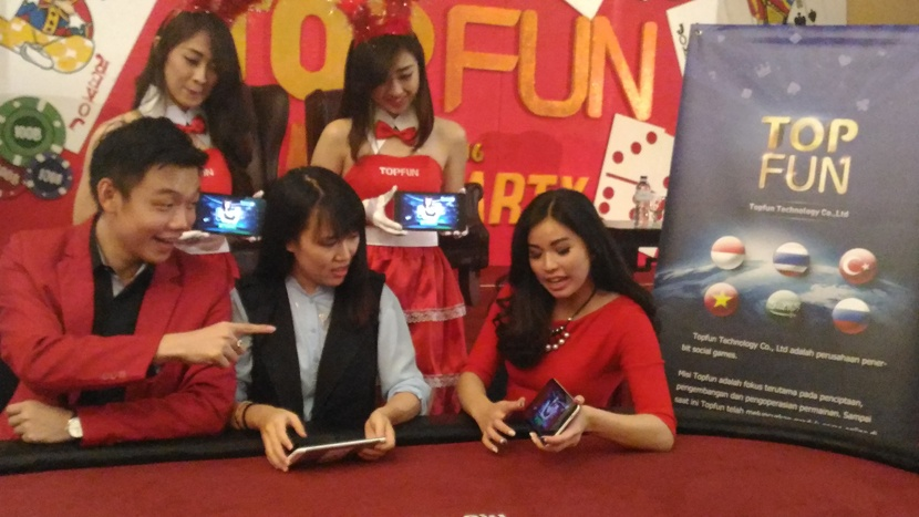 Topfun Perkenalkan Games Terbaru 'Capsa Susun' Sekaligus Gelar Turnamen Games Online