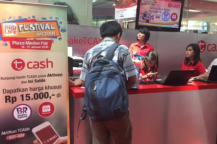 Telkomsel Gelar DIGILIFE Festival di Medan