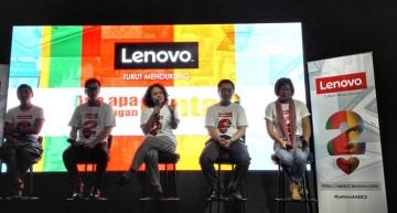 Lenovo Dukung Pembuatan Film Ada Apa Dengan Cinta 2