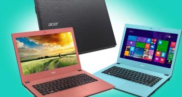 Acer Aspire E5-473 Kinerja Powerful Dengan Desain Colorful