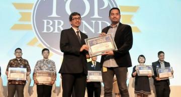 Terus menghadirkan Inovasi dan Teknologi, Acer Terima Penghargaan TOP BRAND 2016
