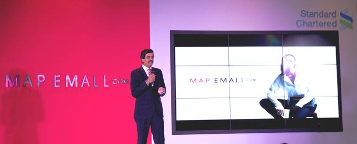 Grand Launching MAP EMALL 1 ok