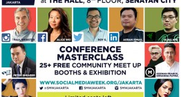 Social Media Week (SMW) kembali hadir di Jakarta