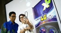 XL Ujicoba Secara Live VoLTE di jaringan 4G LTE