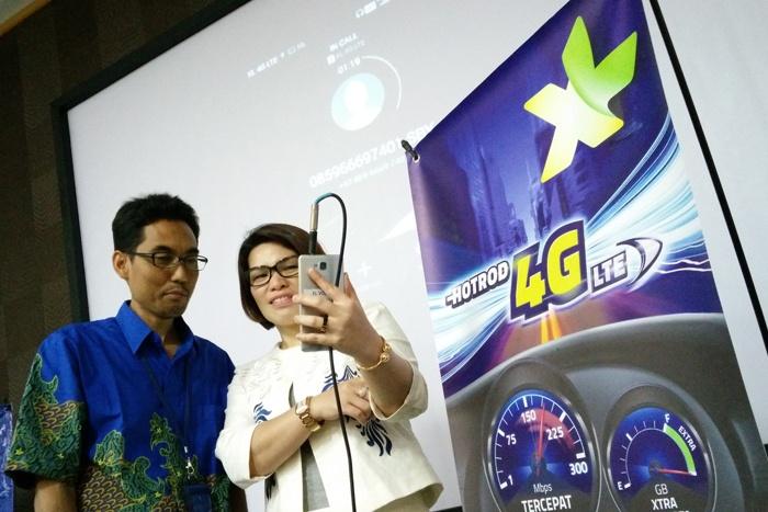 Photo of XL Ujicoba Secara Live VoLTE di jaringan 4G LTE