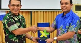 XL Gembleng Mahasiswa ke Akademi Militer