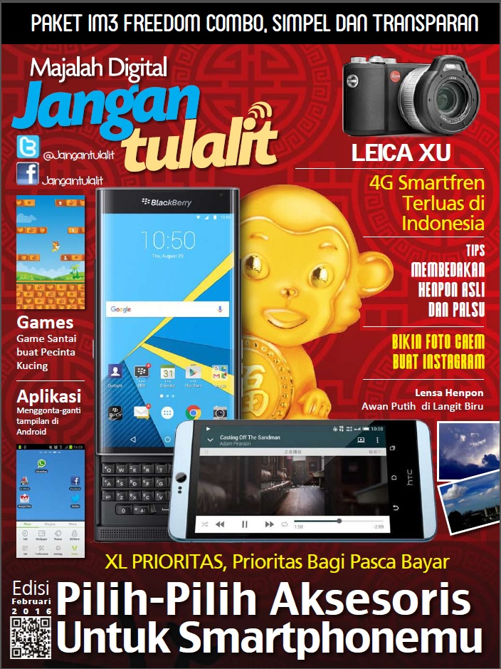 Majalah JanganTulalit edisi Februari 2016