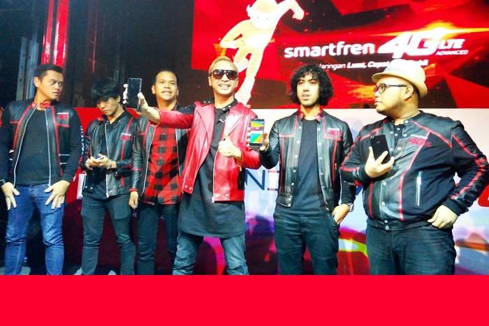 Photo of Smartfren Luncurkan Layanan VoLTE pertama di Indonesia