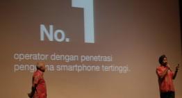 Tahun ke 9 PT Hutchison 3 Indonesia menjadi No 1 dalam Penetrasi Pengguna Smartphone