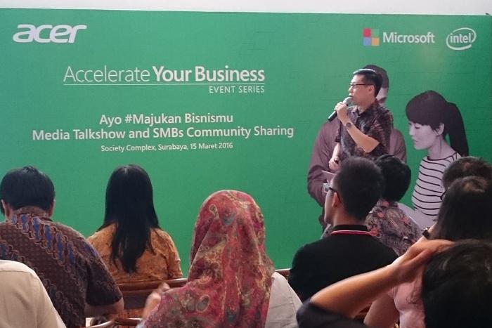 Photo of Acer Bersama Microsoft Mendorong Optimalkan TI UMKM Jawa Timur