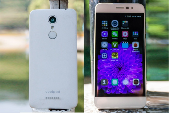 Photo of Coolpad Fancy Smartphone, Desain Kompak & Stylish Untuk Anak Muda