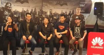 Huawei Indonesia mensponsori Film Batman Vs Superman