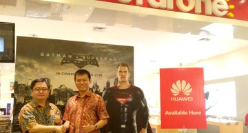 Smartphone Huawei kini tersedia di Gerai Erafone