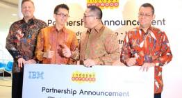 Kemitraan Strategis Indosat Ooredoo, Lintasarta dan IBM Hadirkan Solusi IT