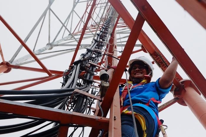 Photo of Momentum Gerhana Matahari Total, XL Resmikan 4G LTE di Belitung