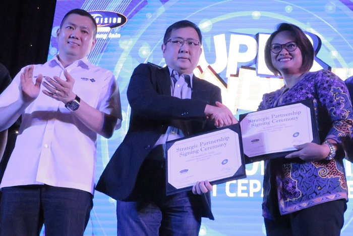 """Photo of XL & Indovision Jalin Kerjasama program """"Super Bundle!! Internet Super Cepat"""""""