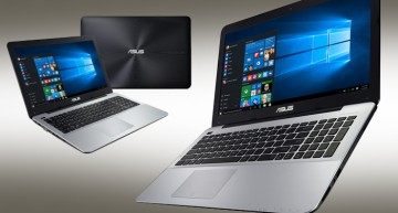 ASUS X555DG, Notebook GamingAMD dengan Harga Terjangkau