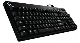 Logitech G Perkenalkan Keyboard Gaming Terbaru dengan Switch Mekanik Cherry