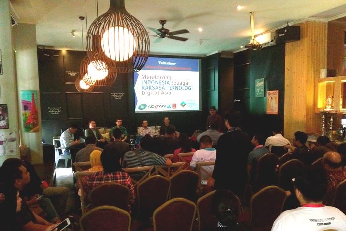 Photo of Membangun Ekosistem Industri Digital untuk Mendorong INDONESIA Sebagai Raksasa Teknologi ASIA