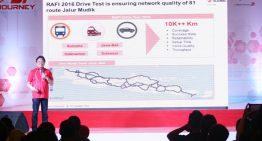 Paparan Hasil Drive Test Telkomsel 2016