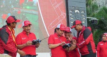 Ekspedisi Langit Nusantara tayangkan 'Video Streaming' Keindahan Indonesia dari Udara