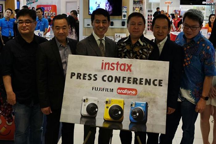 Photo of ERAFONE Pasarkan Produk Fujifilm Instax melalui Jaringan Retail nya