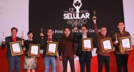 SELULAR Media Group gelar SELULAR AWARD KE-13