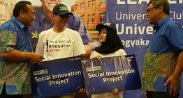 XL Mengajak Mahasiswa mencari solusi bagi problem sosial di sekitarnya