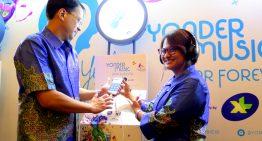 Lewat Layanan 4G LTE, XL – Yonder Luncurkan Layanan Musik