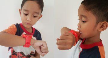 Bipbip Watch, Gadget buat anak untuk Komunikasi, Tracker dan Pemantauan