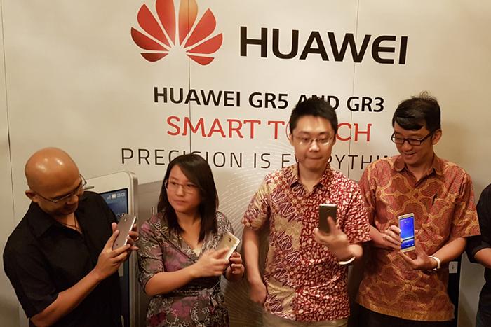 Photo of Huawei GR3 dan GR5 Smartphone diposisikan sebagai The King of Fingerprint