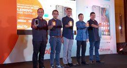 Smartfren meluncurkan paket bundling Lenovo VIBE K5 Plus