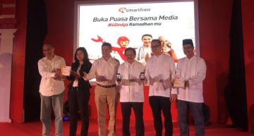 Paket Bundling Smartfren Evercoss Winner T 4G berteknologi VoLTE seharga Rp 838.000,-.