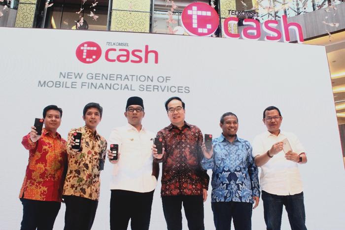 Photo of TCASH TAP Layanan Keuangan Digital Inovatif untuk Dukung Bandung Smart City