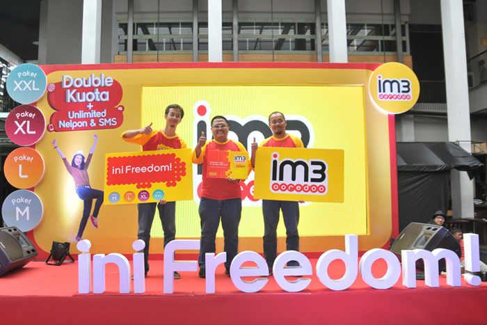 Photo of Paket Freedom 2.0 IM3 Ooredoo Memberi Kebebasan  Internetan  Unlimited