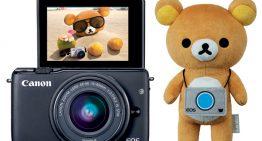 ToyTravel Semakin Menyenangkan dengan Canon EOS M10 dan Rilakkuma