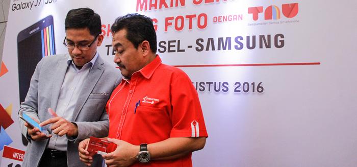 Photo of Telkomsel Gelar Promo Bundling Samsung Galaxy J5 dan Galaxy J7