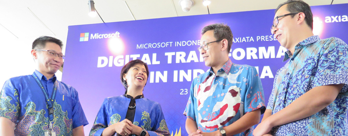 Photo of Lakukan Transformasi Digital, XL Implementasikan Microsoft Office 365