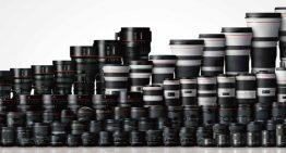 Canon Capai Produksi 120 Juta Unit Lensa EF