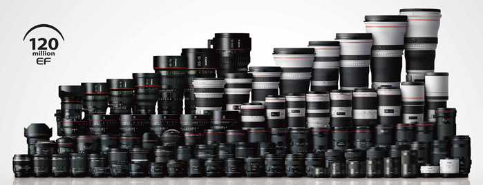 Photo of Canon Capai Produksi 120 Juta Unit Lensa EF