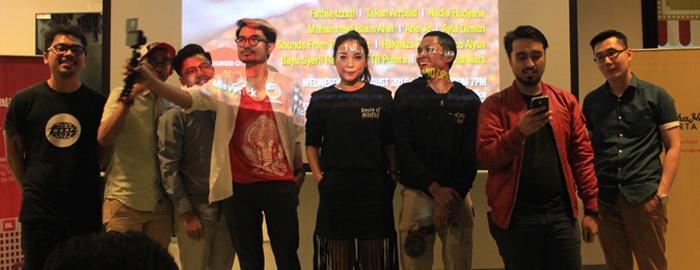 Photo of Pembuat Konten Video Kreatif Berbagi Jurus Jitu di Pecha Kucha