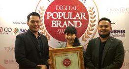 Acer Raih Penghargaan Indonesia Digital Popular Brand Award 2016,