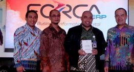 PT SISI Luncurkan 'FORCA ERP' Aplikasi asli anak bangsa