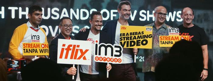 Photo of Kebebasan Video Streaming dari IM3 Ooredoo  untuk menikmati IFLIX