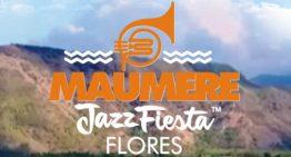 Maumere Jazz Fiesta, Menikmati Indahnya Alam Maumere Flores sambil nonton Jazz