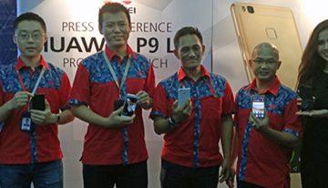 Smartphone Huawei P9 lite Hadir dengan Kamera Profesional