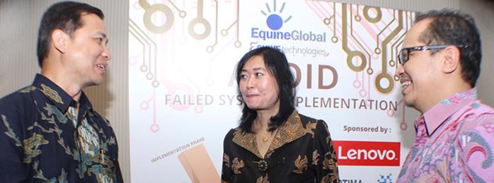 Photo of PT Equine Global Tawarkan Solusi untuk Menghindari Kegagalan Implementasi Sistem Manajemen Bisnis