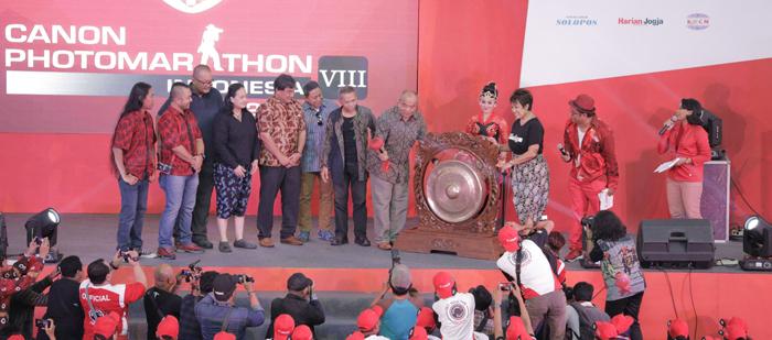 Photo of Canon PhotoMarathon 2016-Yogyakarta Berlangsung Seru dan Meriah