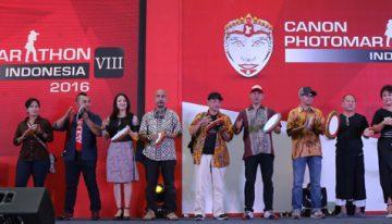 Puncak Acara Canon PhotoMarathon Indonesia 2016 di Jakarta Diserbu Ribuan Fotografer Seluruh Nusantara